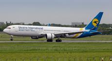 Photo Avion Ukraine International Airlines