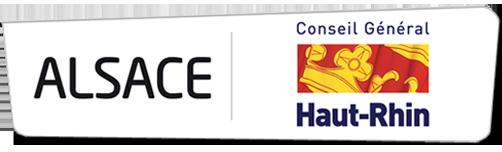 Logo du Conseil Général du Haut-Rhin
