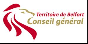 Logo du Conseil Général du Territoire de Belfort