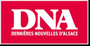 Logo des Dernières Nouvelles d'Alsace