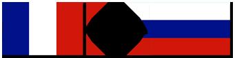 Drapeaux Français - Russe