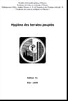 Couverture du rapport sur l'hygiène des terrains peuplés