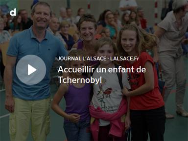 Miniature du reportage de L'Alsace sur la recherche de familles d'accueil