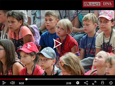 Video de l'Alsace du 10 mai 2020 - L'appel aux dons des Enfants de Tchernobyl