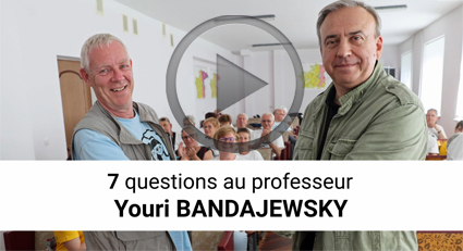 Miniature de l'interview du professeur Yuri BANDAJEWSKY