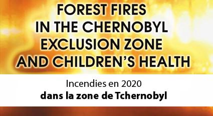 Lien vers le nouveau livre scientifique sur les conséquances de Thernobyl