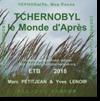 Couverture du livre Tchernobyl, le monde d'après