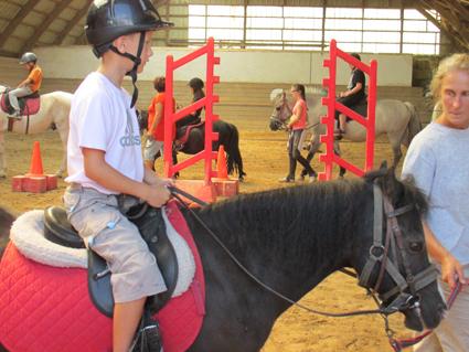 Photo journée poney Flaxlanden N°4