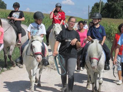 Photo journée poney Flaxlanden N°5