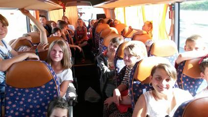 Photo du voyage en bus jusque Horbourg-Wihr N°1