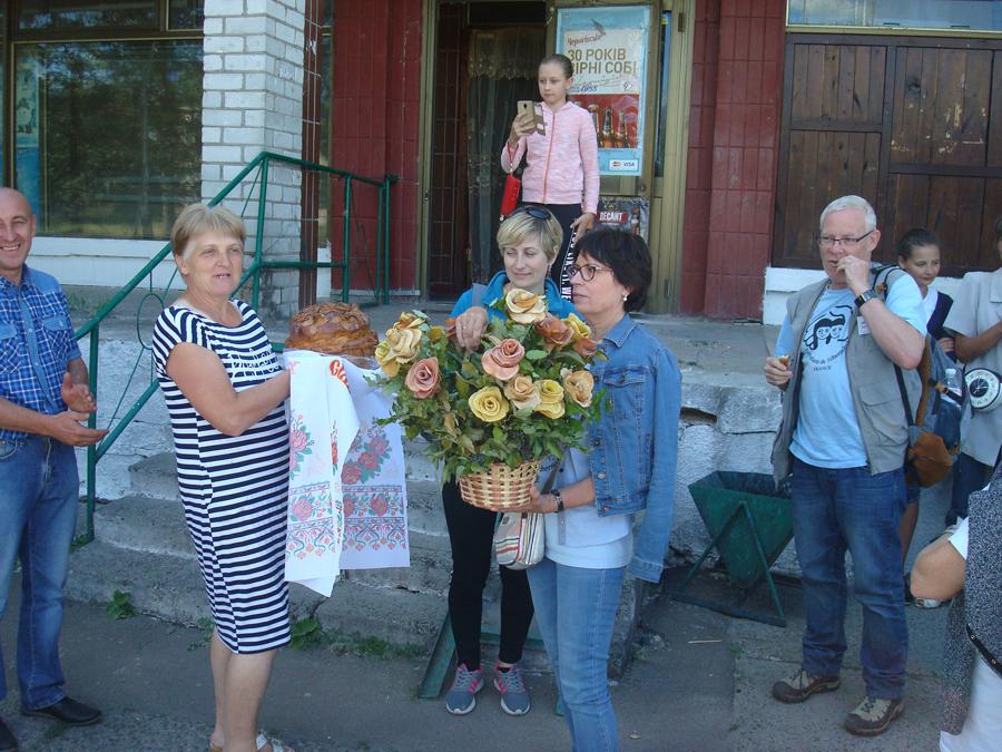 Mission 25 ans d'aide à l'Ukraine
