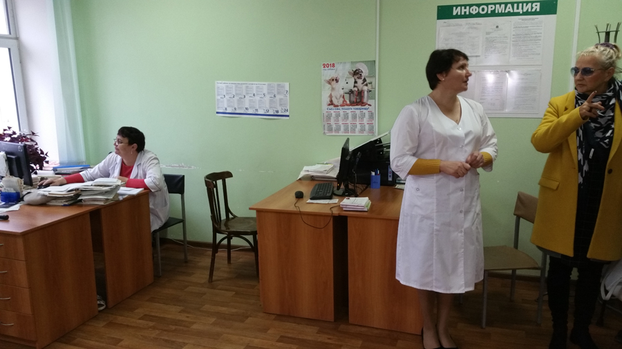 Photos Mission Novozybkov - Hopital