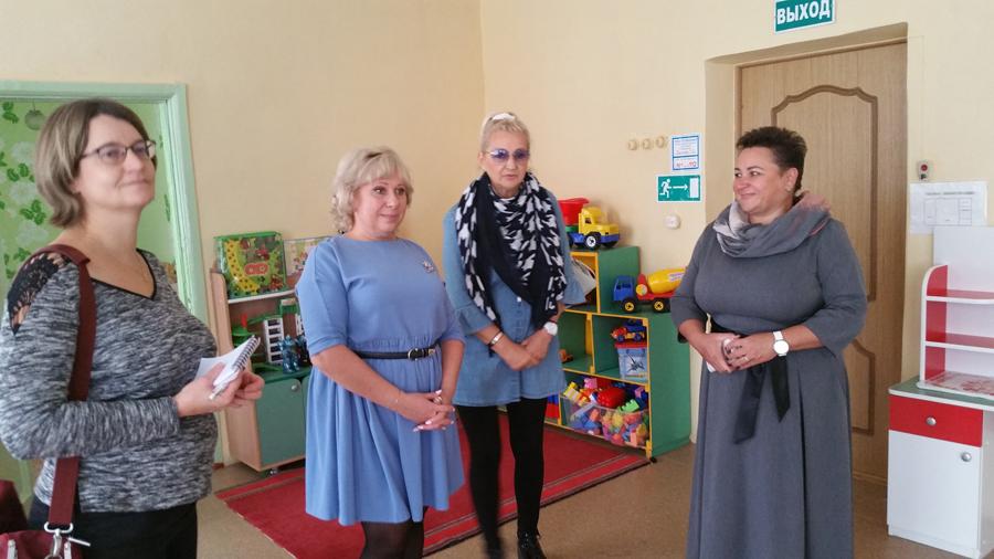 Visite Jardin d'enfant N°9