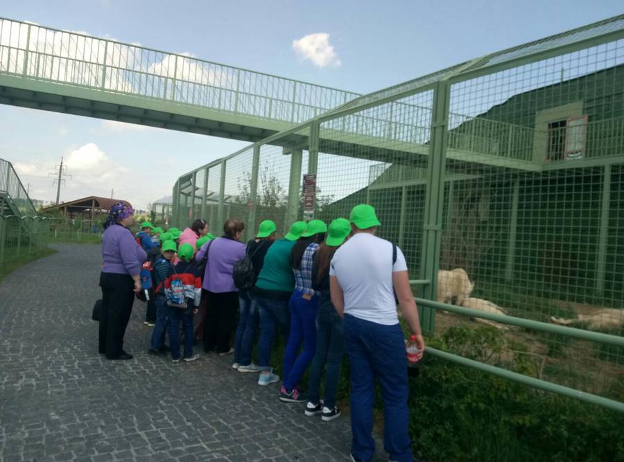 Photos Zoo pour les enfants de Poliske / Journée 1