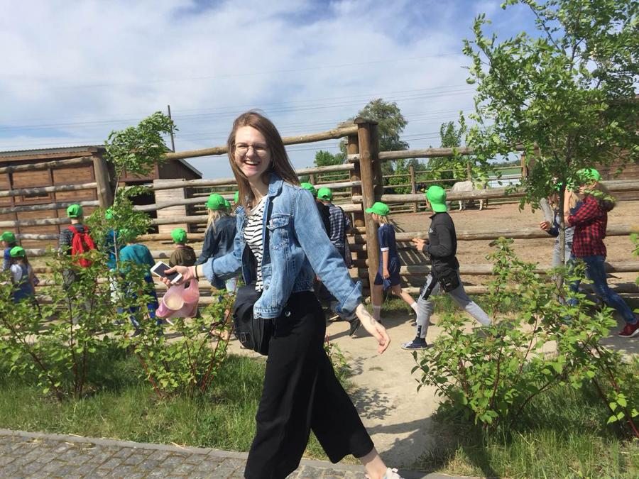 Photos Zoo pour les enfants de Poliske / Journée 2
