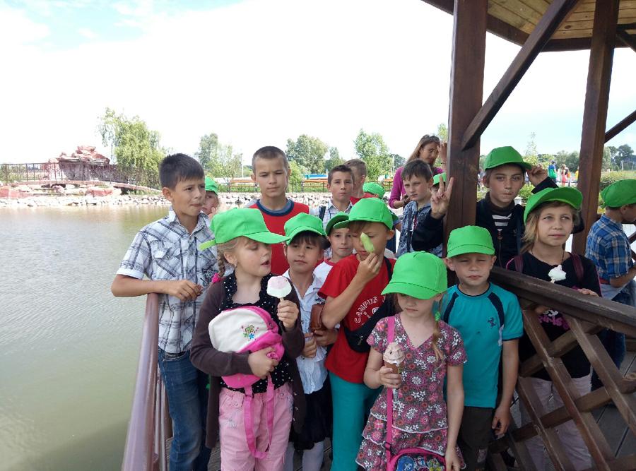 Photos Zoo pour les enfants de Poliske / Journée 3