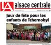 Article de l'Alsace du 20 août 2014