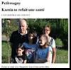 Miniature de l'article de l'Est Républicain du 26 août 2015 : Ksenia se refait une santé