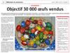 Miniature de l'Alsace du 03 mars 2016 : Objectif 30 000 oeufs vendus
