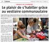 Lien vers l'article de presse de l'Alsace  du 14 août 2016