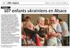 Lien vers l'article de presse de l'Alsace du 05 Juillet 2016
