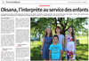 Lien vers l'article de presse de l'Alsace du 21 Juillet 2016 - Trois Frontières
