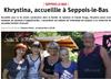 Lien vers l'article de presse de l'Alsace du 24 Juillet 2016 - Page de Seppois-le-Bas