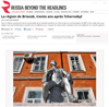 Lien vers l'article Russia beyond the Headlines