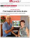 Lien vers l'article de presse de l'Alsace du 10 juillet 2017 : C'est toujours une larme de plus