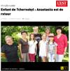Lien vers l'article de presse de l'Est Républicain du 18 juillet 2017 : Anastasiia est de retour