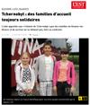 Lien vers l'article de l'Est Républicain du 28 juillet 2017 : Tchernobyl : des familles d'accueil toujours solidaires