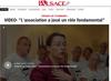 Lien vers la vidéo de l'Alsace du 08 juillet 2018 : L'association a joué un rôle fondamental