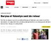 Lien vers l'article de presse de l'Alsace du 21 juillet 2018 : Daryna et Valentyn sont de retour