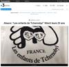 """Lien vers la page France 3 du 22 juillet 2018 : """"Les enfants de Tchernobyl"""" fêtent leurs 25 ans"""
