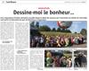 Lien vers l'article de presse de l'Alsace du 25 juillet 2018 : Dessine-moi le bonheur…