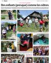 Lien vers  la page photo de l'Alsace du 24 juin 2018 : Des enfants (presque) comme les nôtres