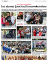 Lien vers la page photo de l'Alsace du 08 juillet 2018 : Les atomes (crochus) franko-ukrainiens