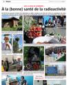Lien vers l'article de presse de l'Alsace du 15 juillet 2018 : A la (bonne) santé de la radioactivité