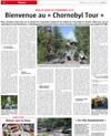 Lien vers l'article de presse de l'Alsace du 22 juillet 2018 : 5/5 - Bienvenu au <<Chornobyl Tour>>