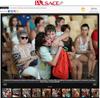 Lien vers le diaporama de l'Alsace du 04 août 2019 : Les 69 enfants russes sont bien arrivés en Alsace