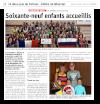Lien vers l'article de presse de l'Alsace du 08 août 2019 : Soixante-neuf enfants accueillis