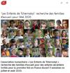 Lien vers l'article d'Alsace Nature : Les Enfants de Tchernobyl recherche des familles d'accueil pour l'été 2020