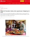 Lien vers l'article de l'Alsace du 16 mars 2021 : Enfants de Tchernobyl : Karina, cette « grande sœur » éloignée par le Covid